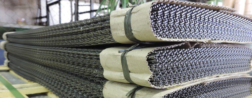 ramos mais comum das telas perfuradas e expandidas